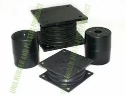 Anti Vibration Rubber Damper Mountings, For Industrial