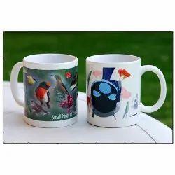 Printed Mug Printing Services, in Pan India