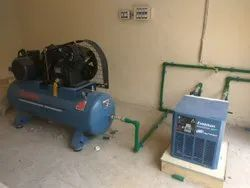 5 HP Piston Air Compressor