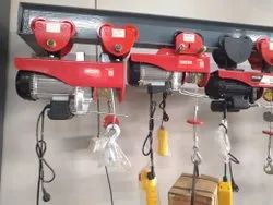 Mini Electric Wire Rope Hoist 500 kg