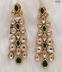 Elegant Kundan Earring