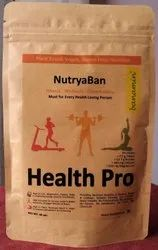 Unisex Fruits,Vegetables & Legumes BANAMIN NutryaBan Health Pro, For Post Workout Supplement, Packaging Type: Standup Pouch