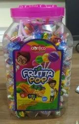 Frutta Pop Lollipop Jar