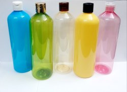 Colored Pet Bottles