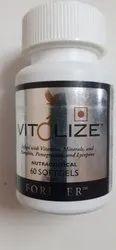 Forever Vitolize, 60 Soft Gels