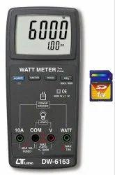 LCD Watt Meter Lutron DW-6163