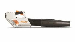 Stihl Orange BGA 56 Blower - Complete Set With Battery And Charger Included, For Industrial