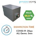 UVC Disinfection Box 150 Ltr
