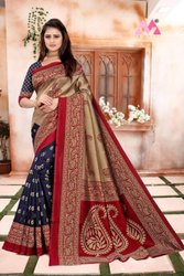 Designer Mysure Silk Indian Wear Saree