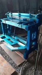 Plate, Sheet Stainless Steel Sheet Cutting Machine (Pedal Machine), Size: 4 X 4 Feet, Automation Grade: Automatic