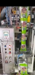 Cup Filler Turmeric Pouch Packing Machine