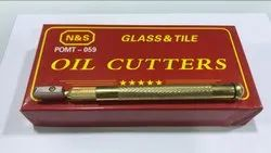 N & S Oil Glass Cutter