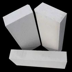 Solid Autoclaved Aerated Concrete AAC Blocks, For Side Walls, Size: 24 X 10 X 5 Inches