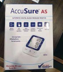 accusure blood pressure monitor