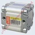 Pneumatic Compact Cylinder As Per ISO 21287