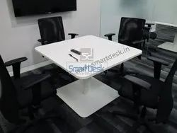 MT 26 4 Seater Wooden Table