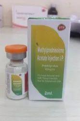 Methylprednisolone Acetate 80 Mg 2ml