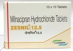 ZESNIL-12.5/25/50 (Milnacipran Hydrochloride Tablets)