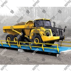 Steel Deck Weighbridge