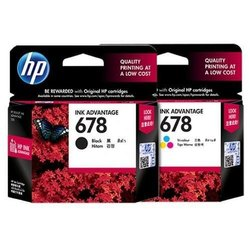 HP Color Inkjet Cartridge