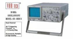 Vartech 30 MHz Analog Oscilloscope SS-5030 B