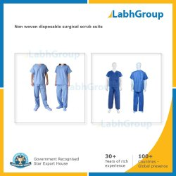 Non-Woven Disposable Surgical Scrub Suits