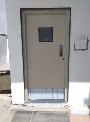 Hinged Acoustic Doors