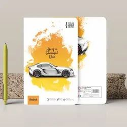 Exercise Notebook Wrapper (Cover / Title) Design Services
