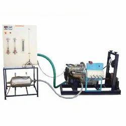 Single Cylinder 4 Stroke Diesel Engine Test Rig