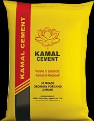 OPC Kamal Cement (only for Gujarat), Packaging Size: 50 kg