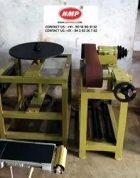 Ramato Glass Polishing Machine And Glass Buffing Machine