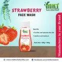 Mkt Herbal Strawberry Face Wash, Age Group: Adults, Packaging Size: 100g & 200g