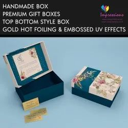 Premium Festive Gift Pack Boxes