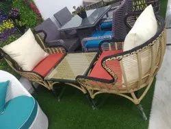 Garden Rattan Balcony Set