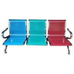 Airport Model Three Seater Waiting Chair