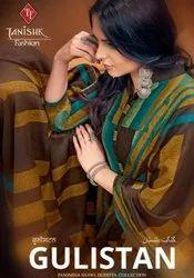 Tanishk Fashion Gulistan Digital Printed Pashmina Dress Material Catalog