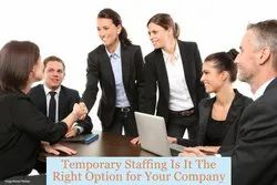 Upto 1 Week Temporary Staffing Services
