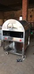 Wooden Pizza Oven