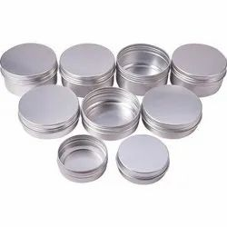 Stainless Steel Moisture Container, Capacity: 50 to 100gm