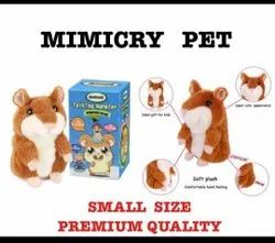 Talking Hamster Toy (Mimicry Mouse)