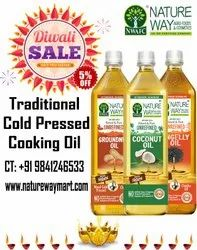 Diwali Offer - Nature Way Cold Pressed Cooking Oil