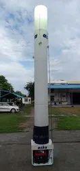 Inflatable Light Tower LED 720 Watt