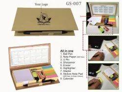 Eco Friendly Stationery Personal Kit