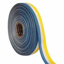 Gross Grain Medallion - Blue, White, Yellow Ribbons25mm/1''inch Gross Grain Ribbon 20mtr Length