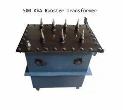 500 KVA Booster Transformer