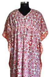 Designer Ladies Printed Kaftan