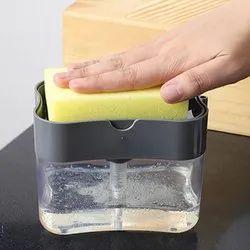 2 in 1 Soap Pump Dispenser