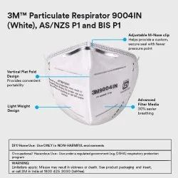 3m 9004 In Safety Mask