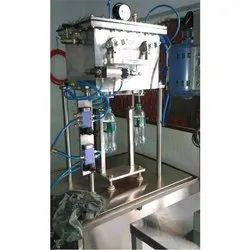 Semi- Automatic Soft Drink Filling Machine
