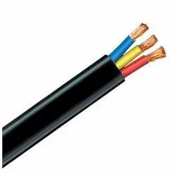 Qwert Square Rubber Copper Cable